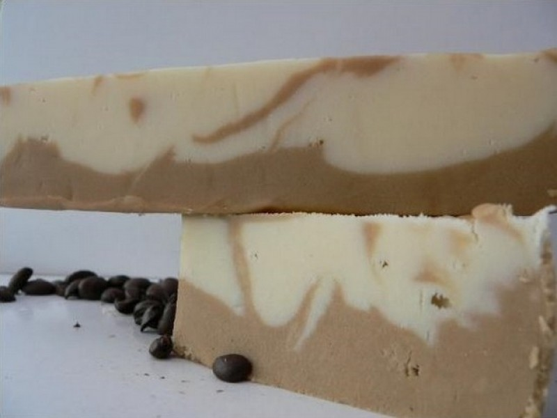 Coffee & Cream Fudge
